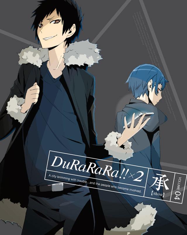 デュラララ!!×2 承 4[Blu-ray]